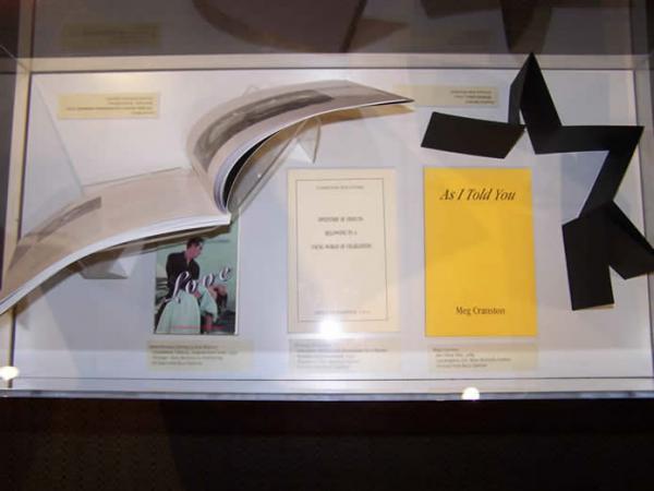 Art exhibit, April 12, 2007-June 11, 2007